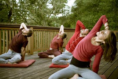 yoga tibétain kum nye