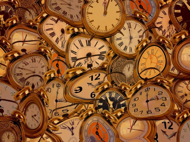 Textes sur le temps: Ovide et Baudelaire